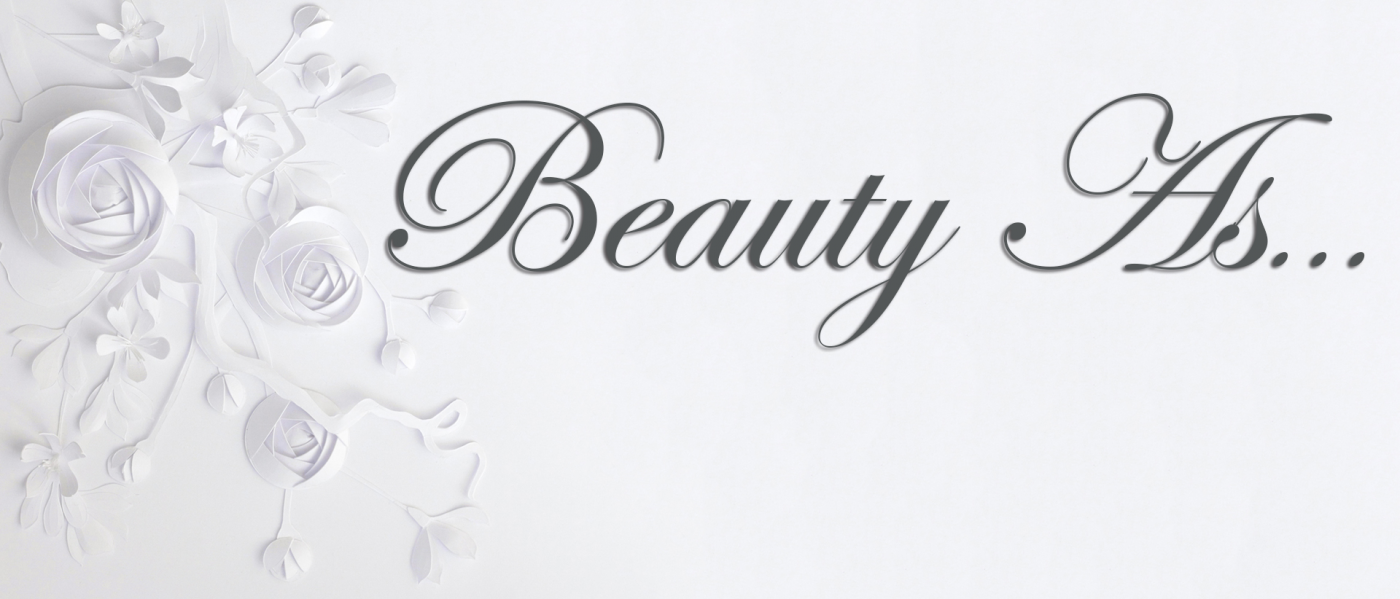 Beauty As…